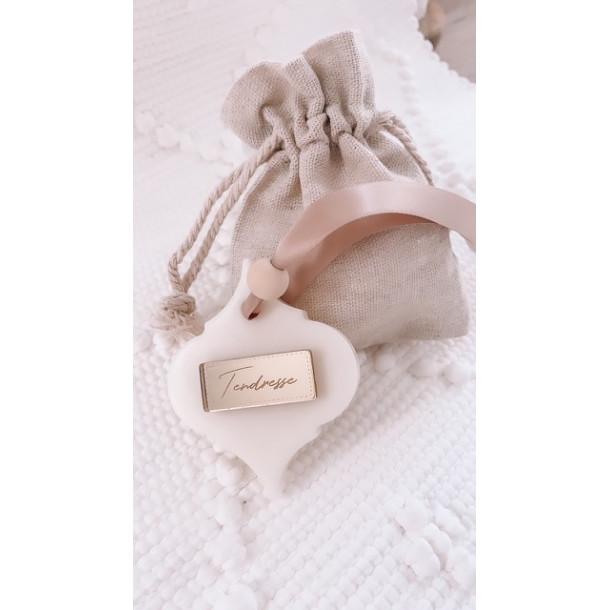 Suspension parfumée « tendresse »